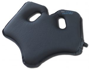SoftAirSeat Hybrid - Orthopädisches Sitzkissen - Beste Entlastung der Wirbelsäule und der Bandscheiben