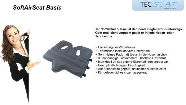 SoftAirSeat Basic